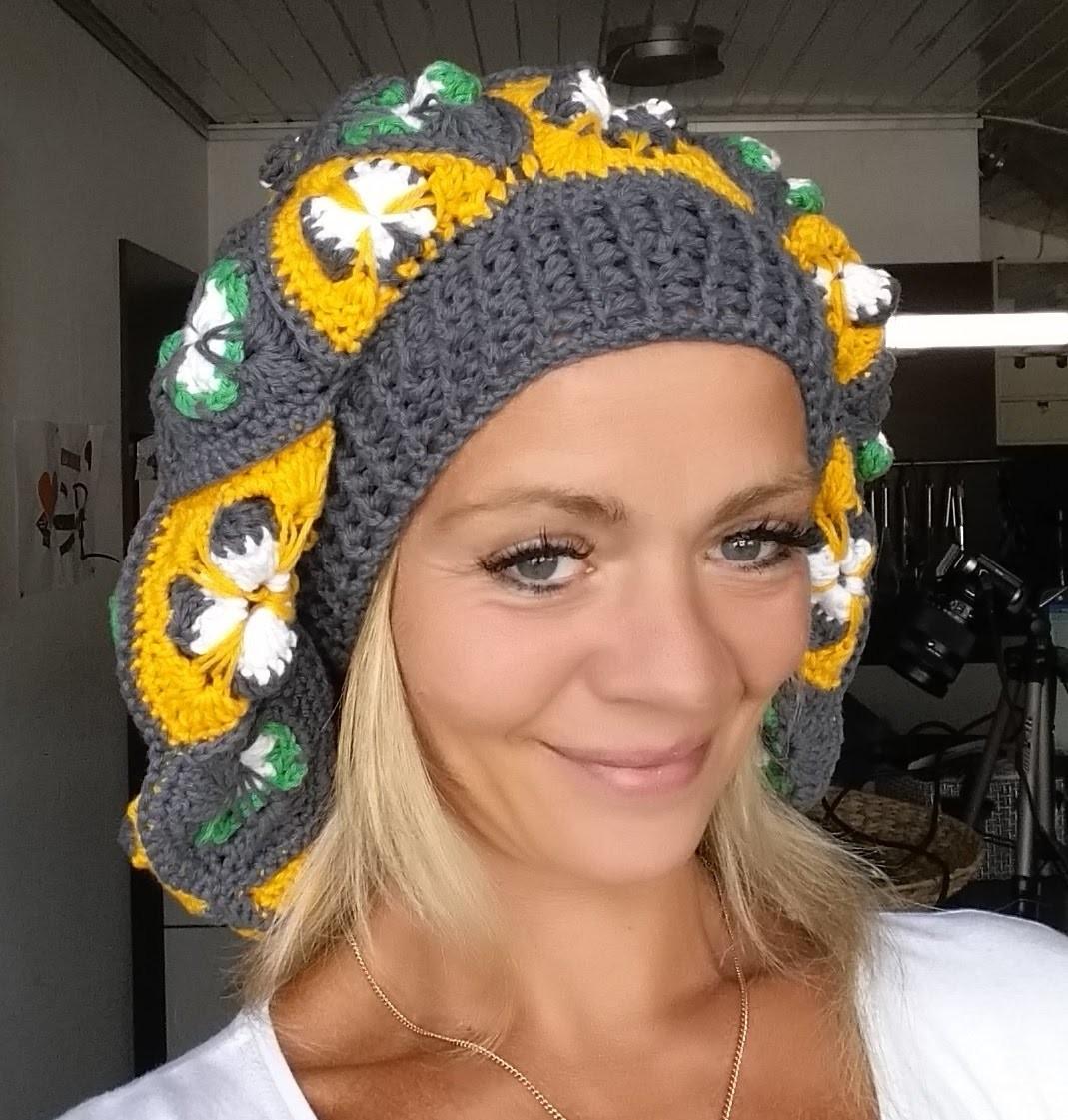 Crochet Ballon Mütze Sophie Teil 1# Häkeln mit Yve