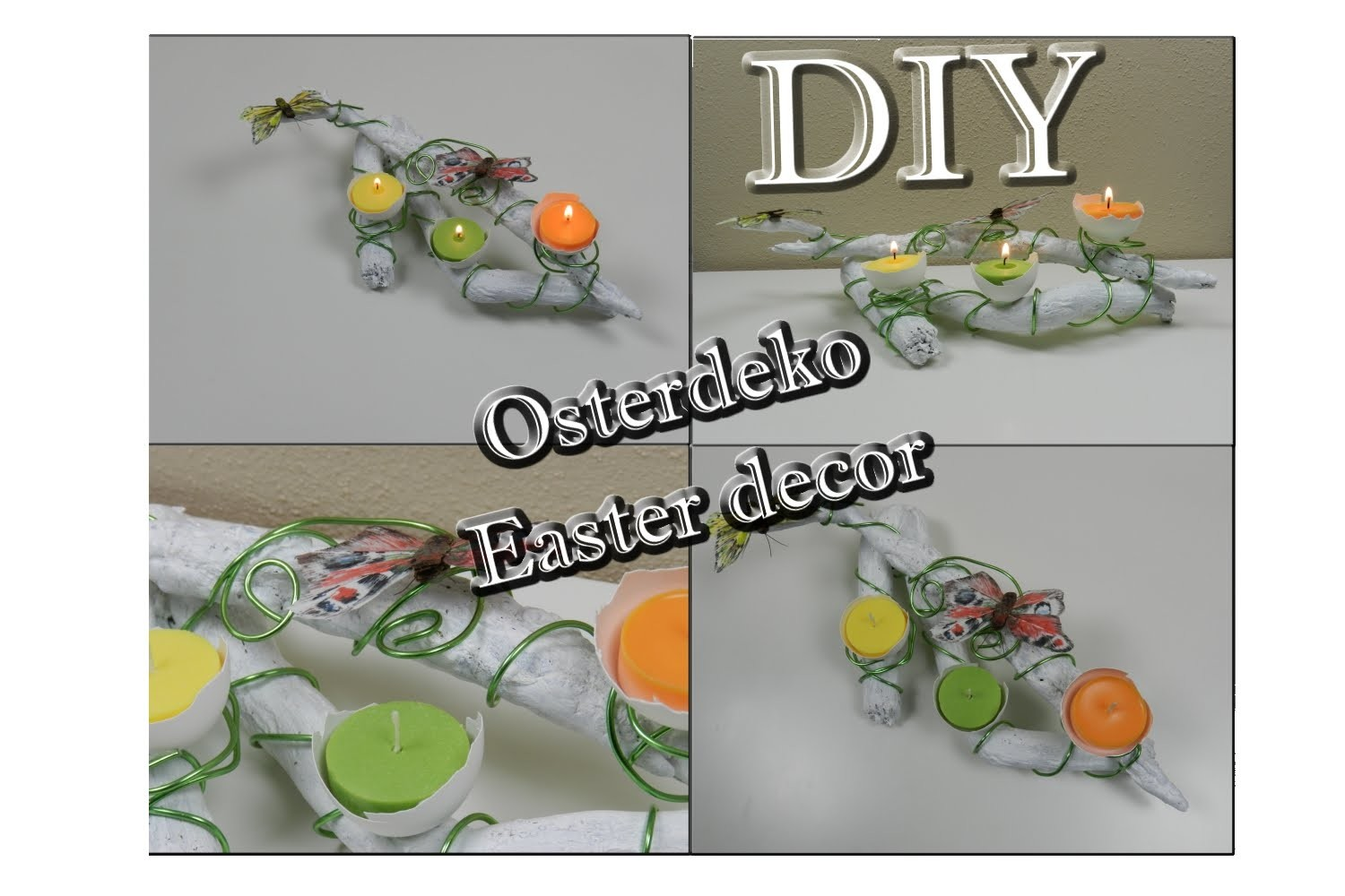 DIY:Easter decor - Osterdeko