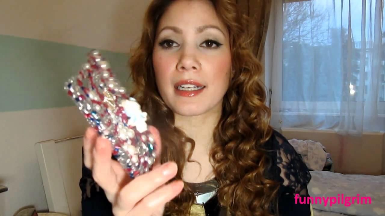 DIY: iphone Cover mit Strass zum Selbermachen Geschenktipp