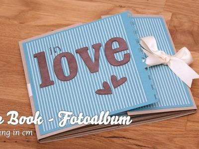 Flip Book - Fotoalbum selber basteln