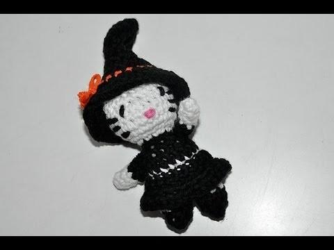 Häkeln * Hallween Kitty Teil #3 * Amigurumi