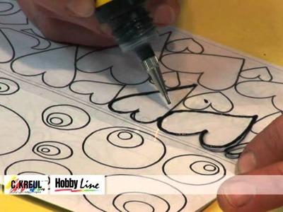 Hobby Line GLAS DESIGN NEW ART (Tassendesign-Set)