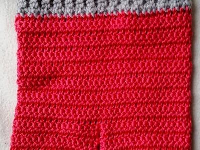 Kurze Hose häkeln - Sommerhose für Babys mit Untertitel by BerlinCrochet