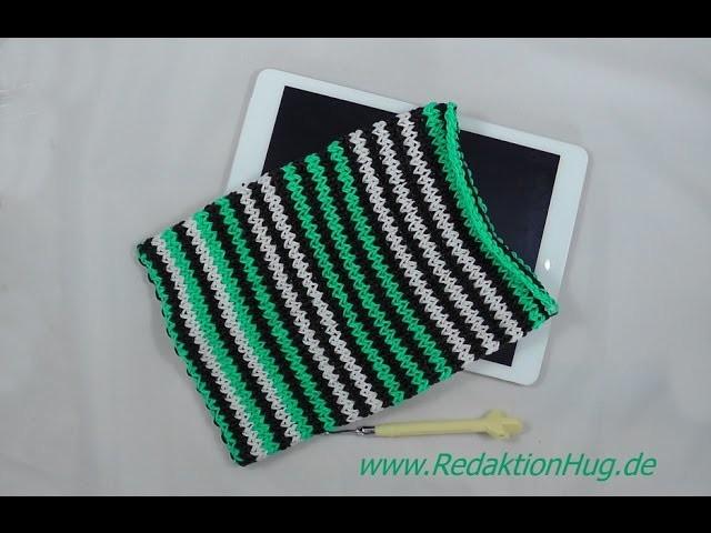 Loom Bands mit Rainbow Loom Tablet iPad Air Anleitung Deutsch - Veronika Hug