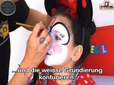 Mini Maus - Face Painting
