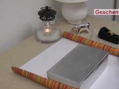 Muttertag-Geschenk verpacken & schön einpacken | Muttertagsgeschenke | Geschenke.de DIY Anleitung