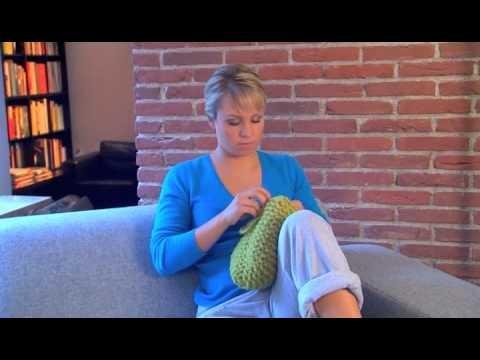 Mütze stricken mit Magdalena Neuner - Strickkurs Teil 2