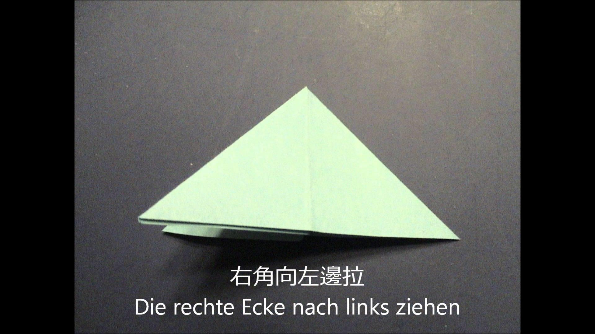 Origami-Rochen 折紙遊戲-鰩魚