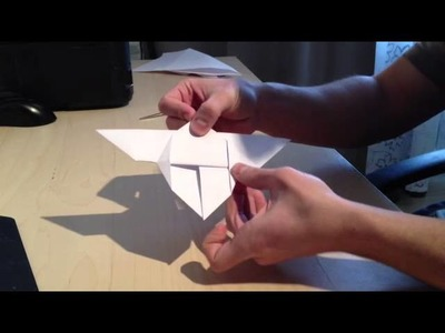 Origami Schmetterling falten - Anleitung zum basteln