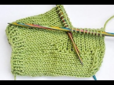 Socken stricken * Sockenkurs #6 * Klassische Ferse * Fersenkäppchen