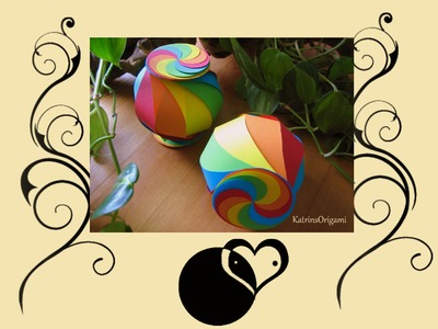 ☯ 10 Side Yin Yang Globe ☯
