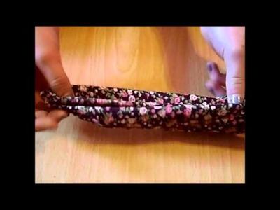 DIY Kette mit süßem Schleifchen