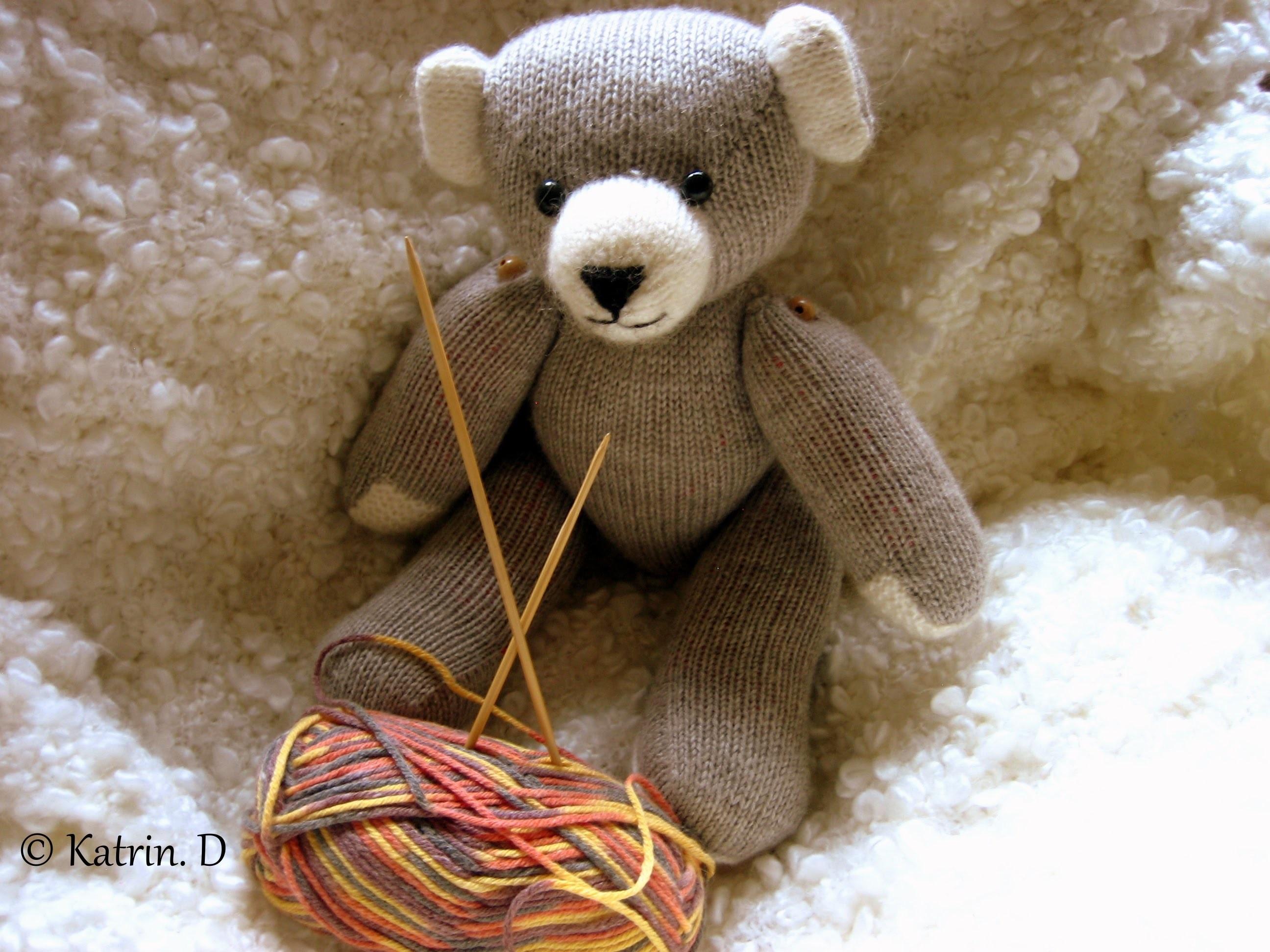 Let´s Start Knitting ! Stricken Schritt für Schritt