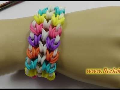 Loom Bands - ohne Rainbow Loom - Deutsch - Y