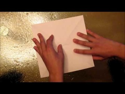 Origami-Grundform