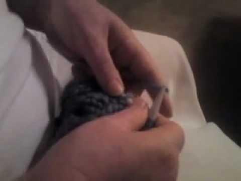 Stricken, linke Maschen und Zopf für Anfänger( Knit, purl and Braid for Beginners)