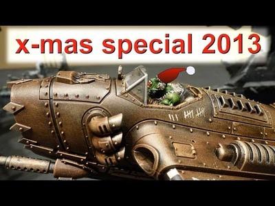 Weihnachts Abonnenten Special 2013 - Lets craft & Lets paint mit euren Kommentaren