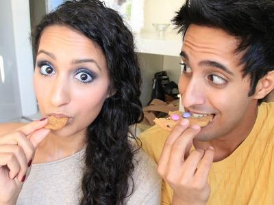 Original SUBWAY Cookies in 15 min!
