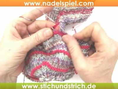 "Stricken * Super Easy Babyjacke ""eliZZZa"" * Teil 2"
