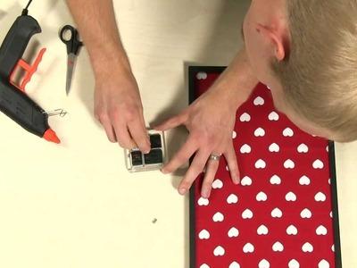 DIY Make-Up Aufbewahrung selber machen