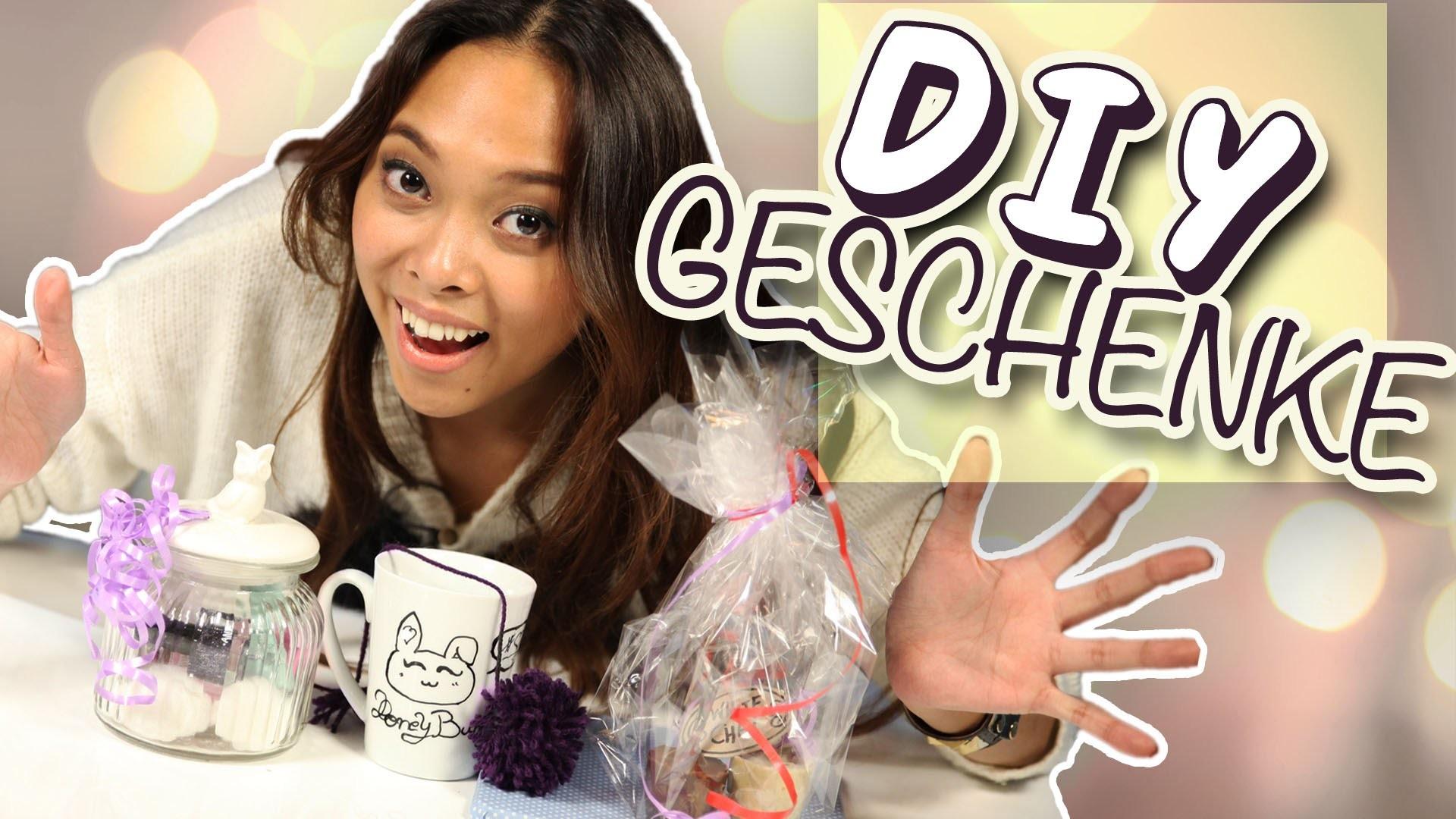 Einfache DIY-Geschenke | Chaos Chrissy
