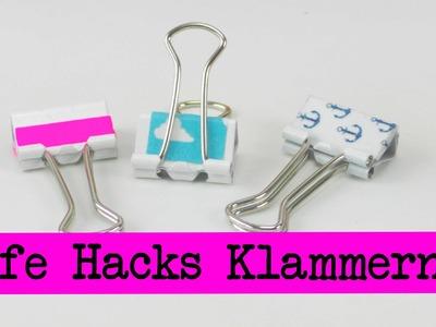 Life Hacks Top 5:Klammern. Nützliche Ideen mit Flügelklammern. Klammern. Life Hacks