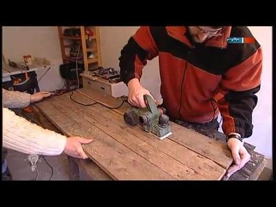Möbel aus Europaletten - MDR Einfach genial - 27.03.2012