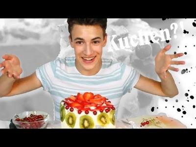 Wie man vortäuscht BACKEN zu können - Melonenkuchen