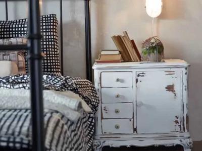 DIY Möbel Vintage tauglich abschleifen