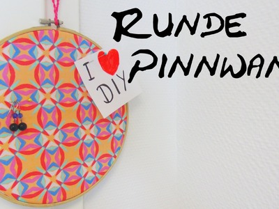 DIY Pinnwand Zimmer Dekorieren mit selbstgemachter Pinnwand Deko Ideen Anleitung | deutsch