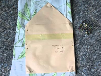 Let's sew - Korb aus Wachstuch