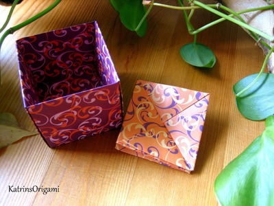 Origami ❀ Coin Purse ❀ Portemonnaie