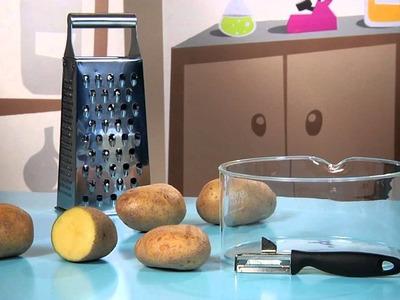 Wie wird Kleister aus Kartoffeln hergestellt?