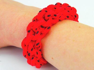 Paracord Armband DIY | Geflochtenes Paracord Bracelet. Armband Anleitung. Tutorial | deutsch