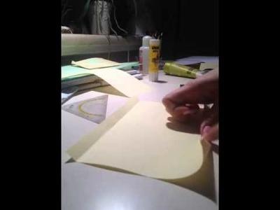 Tasche aus Papier basteln