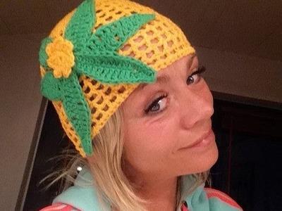 Mütze Sommertraum Yasmin häkeln