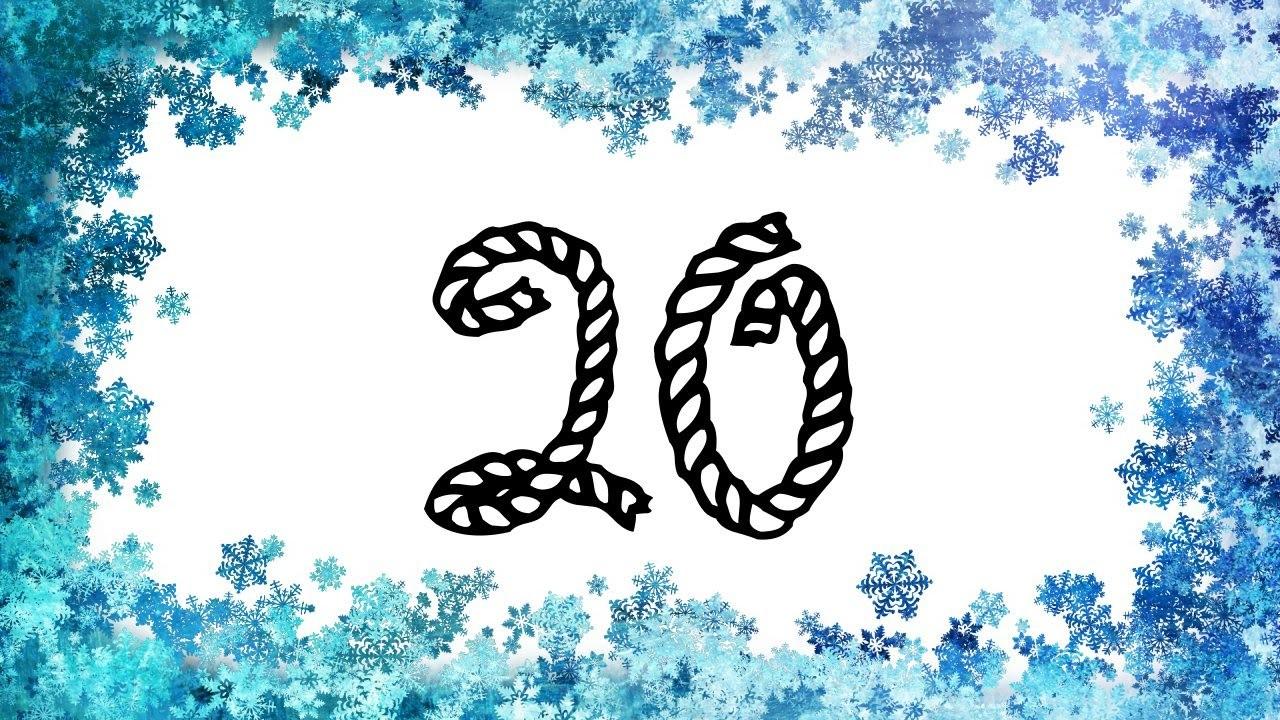 Mystery Crochet Along #2 Tür 20 Linkshänder - © Woolpedia