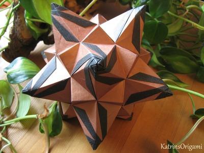 Origami ♥ Megapolis ♥ Kusudama
