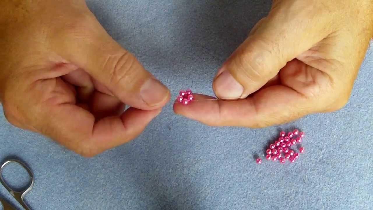 Perlen Kugel herstellen  (Schmuck)
