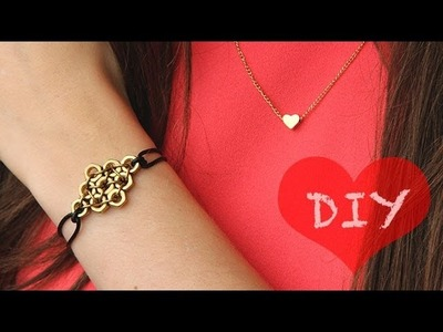 DIY: Statement-Armband mit Muttern zum selber machen | GESCHENKIDEE