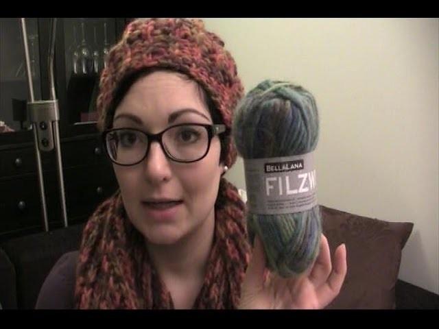 [Handmade] Mütze stricken. ganz einfach