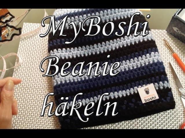 MyBoshi Beanie häkeln