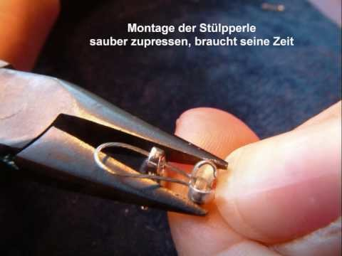 Armband oder Kette Handmade Karabiner oder Magnetverschluss Anleitung