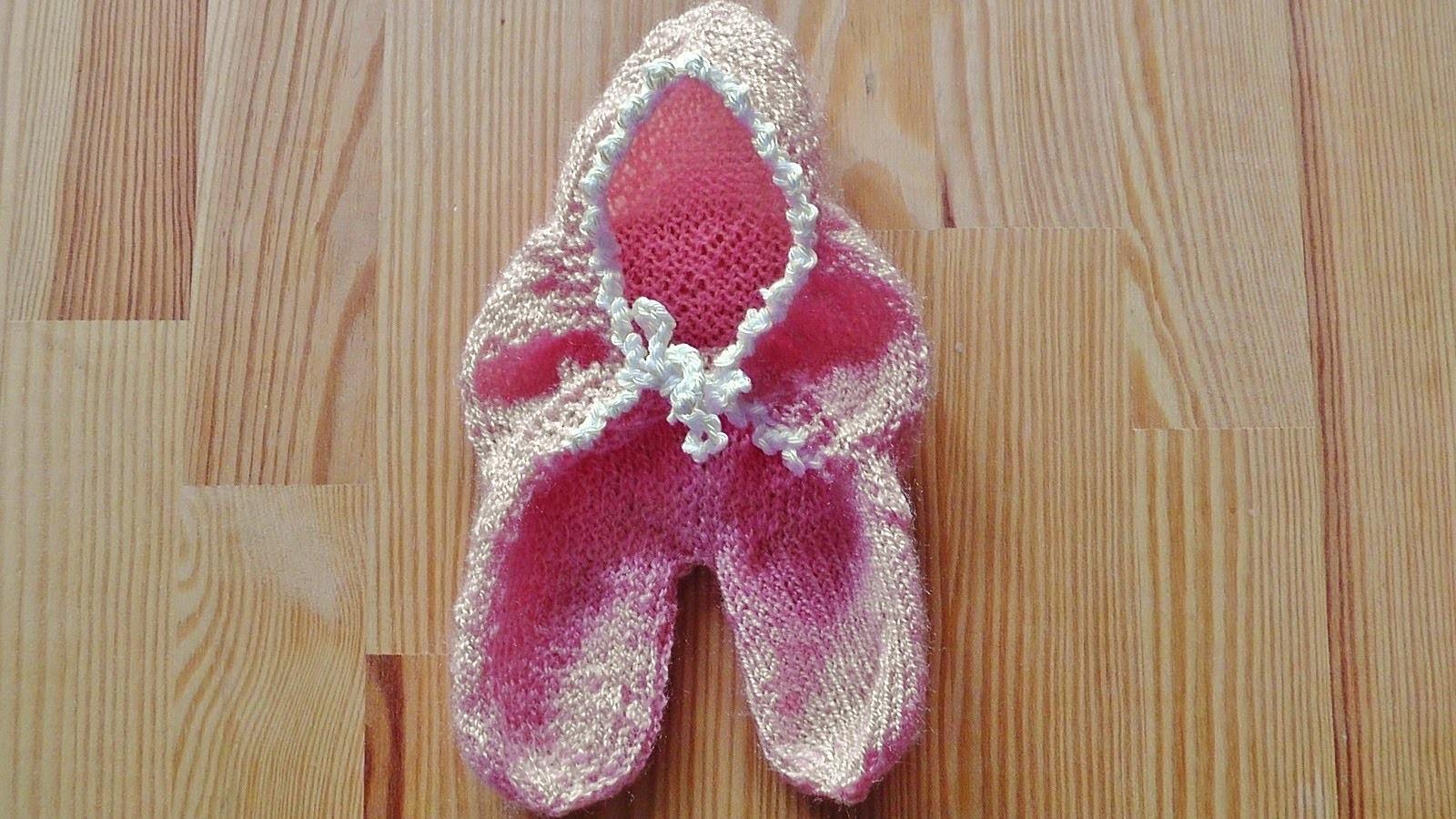 Baby Overall Gr.1-2 Strickanleitung - Aktion Schmetterlingskinder