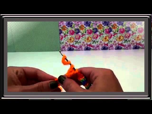 DIY Rainbow Loom charms  Kreuz selber machen, cruz, crux, croix, cross Anhänger Anleitung deutsch