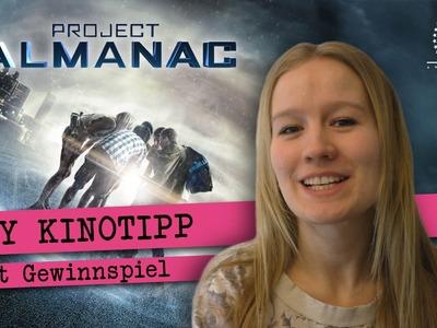 DIY zum Kinofilm PROJECT ALMANAC. DIY Freundschaftsband knüpfen und Trailer | deutsch
