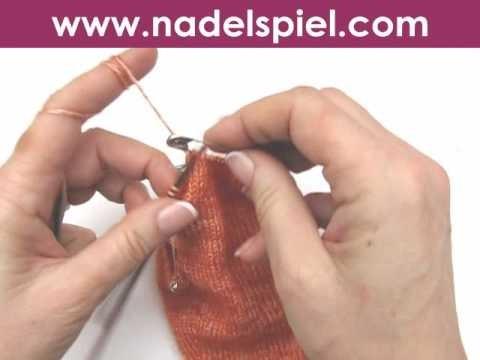 Handschuhe stricken * Teil 7 * Finger stricken