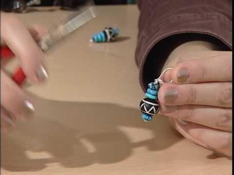 Schmuckdesign - Ohrhänger selbst gestalten