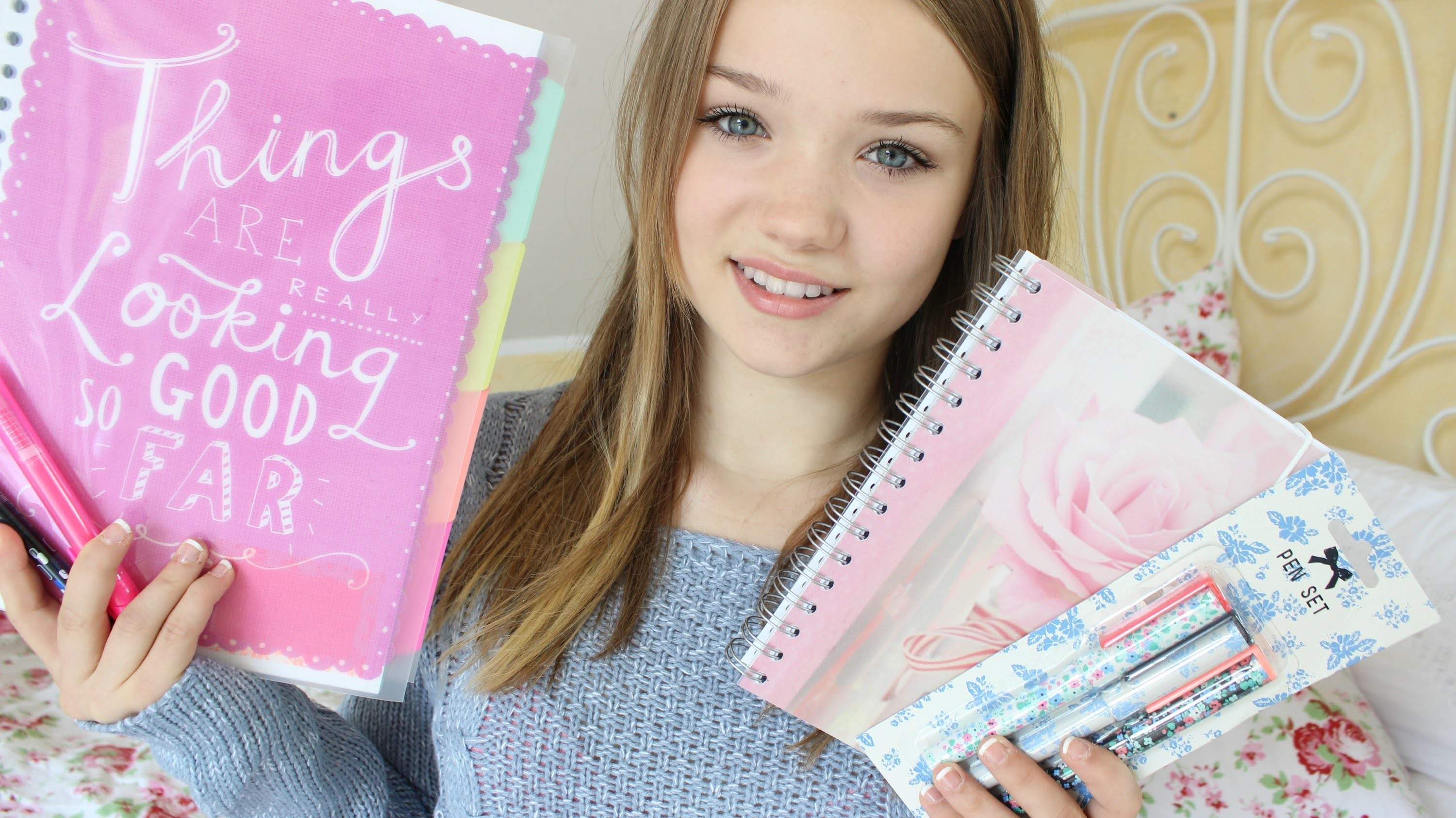 School Supplies Haul | Back to School #1 (Deutsch)