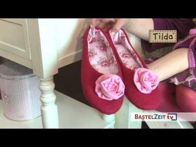 Bastelzeit TV 2 - Part 2 - Vorstellung von Tilda